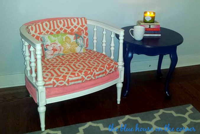 Coral Accent Chair 11