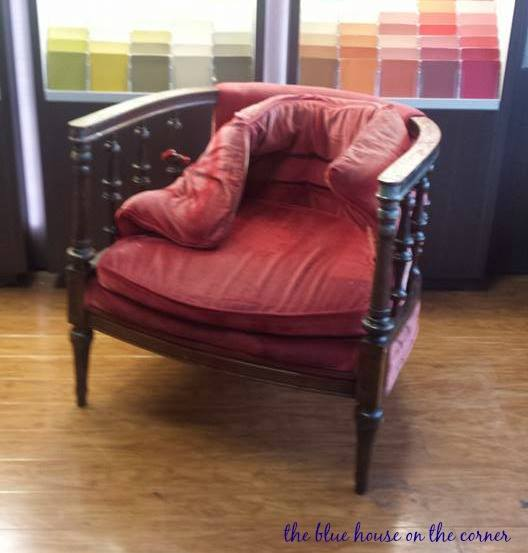 Coral Accent Chair 13