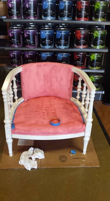 Coral Accent Chair 7